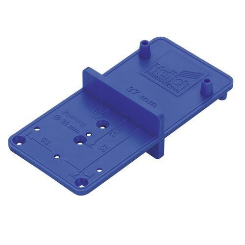 Hettich Accura Plantilla de perforación Multi Azul, 1pieza, 351