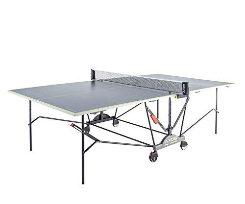 Kettler TT-Platte AXOS Indoor 3 - Mesa de Ping Pong, Color Multicolor, Talla Standard
