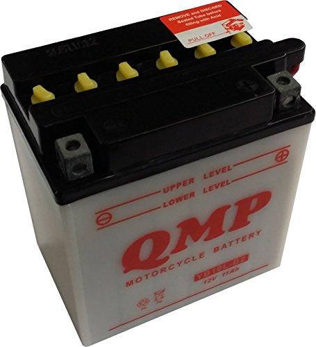 Batterie für SUZUKI 500ccm GS500E Baujahr 1989-2000 (YB10L-B2)