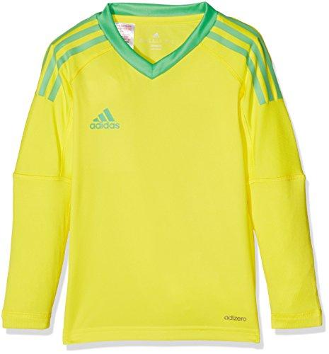 adidas Kinder Revigo 17 Torwarttrikot, Bright Yellow/Energy Green, 152