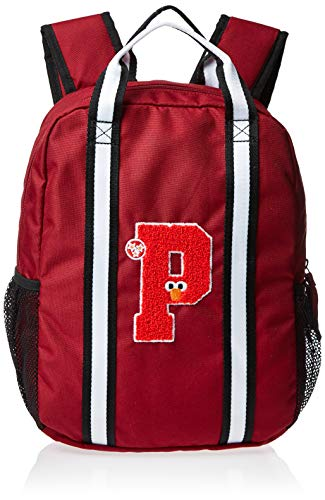 PUMA Unisex-Youth Sesame Street Backpack, Rhubarb, OSFA