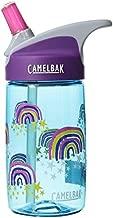 CamelBak eddy Kids BPA Free Water Bottle 12 oz, Glitter Rainbows