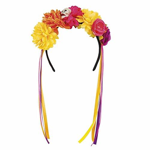 Boland 72119 Serre-tête à fleurs Taille unique