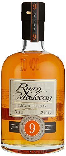 Malecon Licor de Ron 9YO Liköre (1 x 0.7 l)