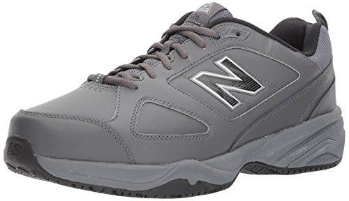 New Balance Men's MID626K2 Slip Resistant Lace-Up Shoes