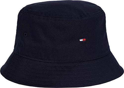 Tommy Hilfiger Classic Flag Bucket Hat Coperchio, Cielo del Deserto, Taglia Unica Donna