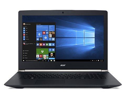 Acer Aspirve V Nitro 17.3-Inch Notebook - (Black) (Intel i7-6700HQ, 8 GB RAM, 128 GB SSD, NVIDIA GeForce GTX 960M Graphics, Windows 10 Home)
