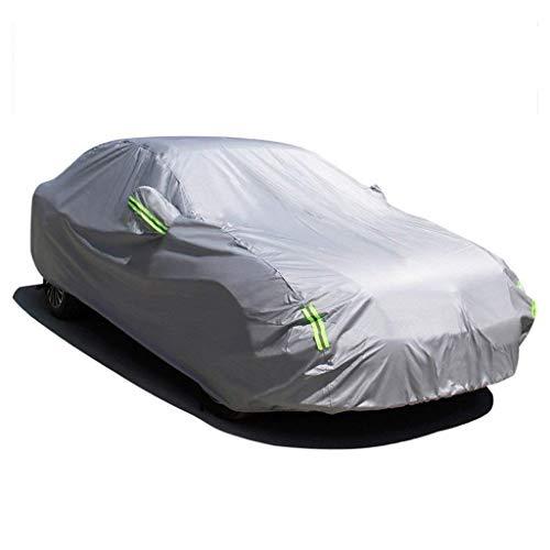 Funda para coche Compatible con SEAT Ibiza Cubierta del Coche Exterior del Coche Car Carpa Lona de coche Ropa de coche Protector solar Aislante a prueba de polvo Parasol Car Cover