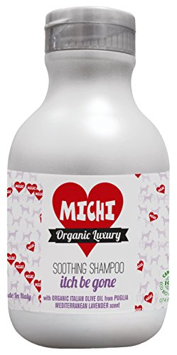 MICHI S01 Soothing Shampoo Itch Be Gone, 300 ml