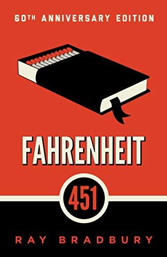 [by Ray Bradbury] Fahrenheit 451-Paperback