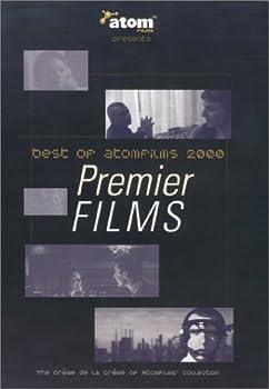 DVD Best of AtomFilms 2000:  Premier Films Book