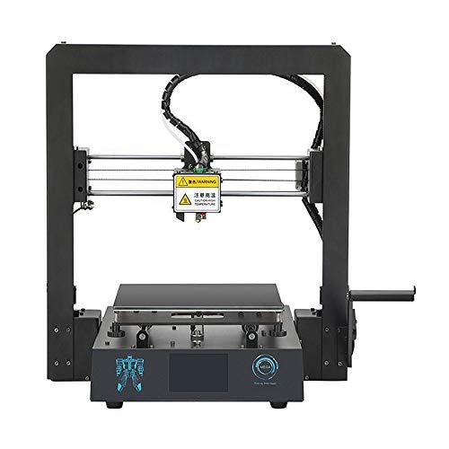 Z.L.FFLZ Imprimante 3D Mega-S Imprimante 3D Mega Mise à Niveau Grand Plus La Taille Full Metal Écran Tactile TFT Imprimante 3D Haute Précision 3D Drucker