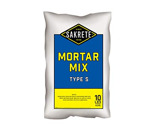 SAKRETE | Mortar / Stucco Mix Type S | 10 lb