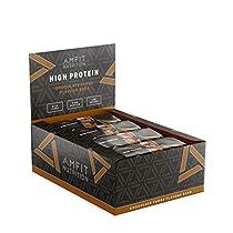 Ahorra un 30% en barras de proteínas Amfit Nutrition