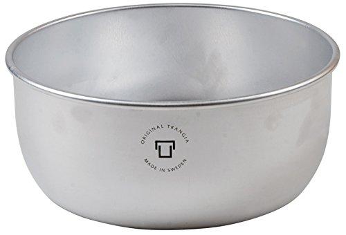 Trangia Silberner, 110 g schwere Kochtopf aus Aluminium Serie für 1,5l Flüssigkeit.