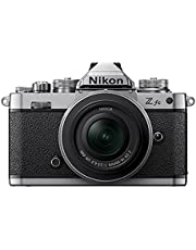 Nikon ミラーレス一眼カメラ Z fc レンズキット NIKKOR Z DX 16-50mm f/3.5-6.3 VR シルバー 付属 ZfcLK16-50SL