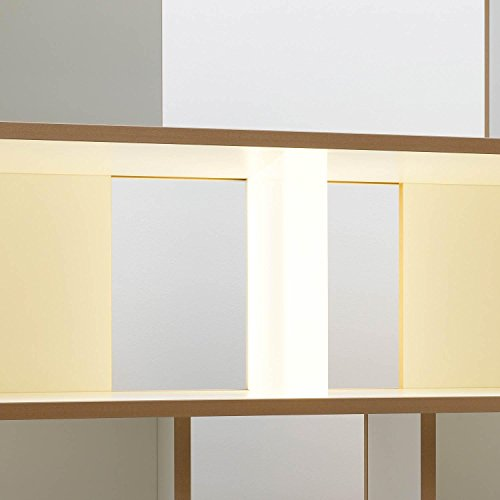 Stell LED Leuchte, opal BxHxT 6x31x33cm