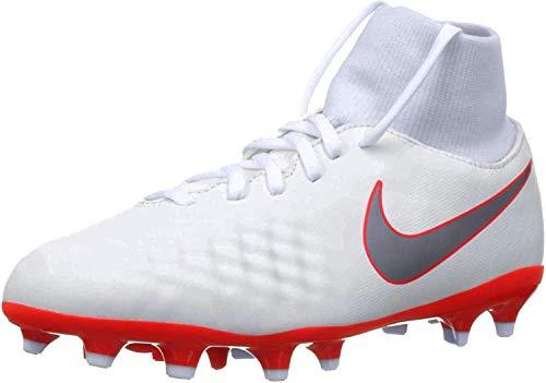 Nike Magista Obra 2 Academy DF FG JR AH7313 1, Botas de fútbol Unisex niños, Multicolor Indigo 001, 34 EU