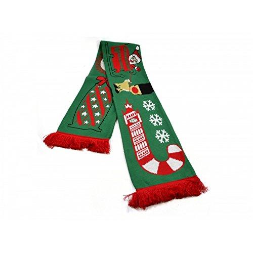 Sciarpa natalizia con Renne