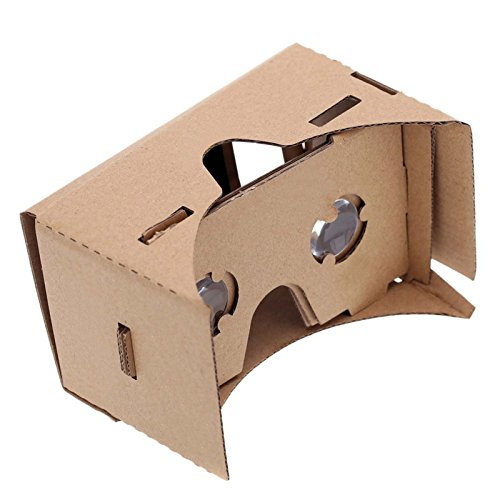 MMRM Neue Trend Cardboard 3D VR Reality Real Google Brille Karton für Mobile 3.5 - 6.0 Display