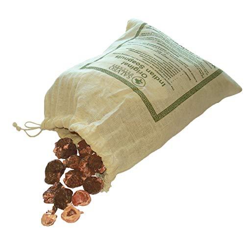 Salveo Natuurlijke Indiase zeepnoten 1kg - Eco-vriendelijk wasmiddel