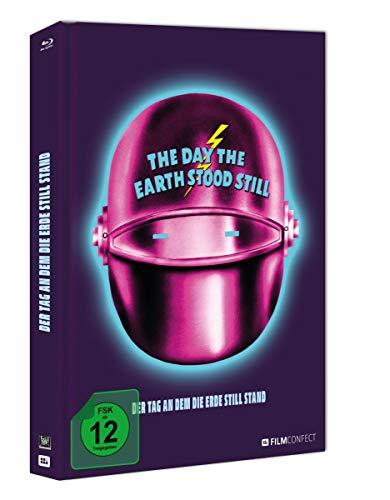 Der Tag An Dem Die Erde Still Stand (MEDIABOOK) [Blu-ray]