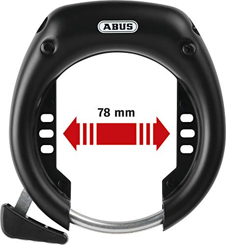 Abus Rahmenschloss Shield™ 5650L NR Black OE Schlüssel abziehbar