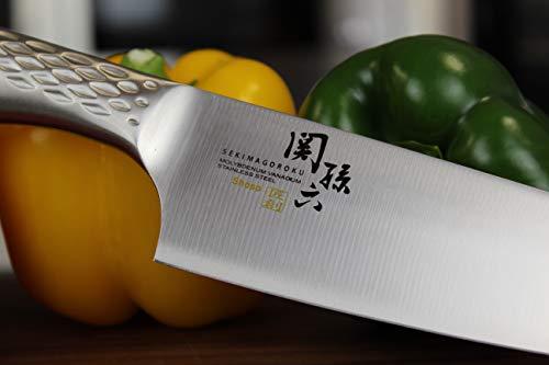 貝印KAI小三徳包丁関孫六匠創145mm日本製AB5162