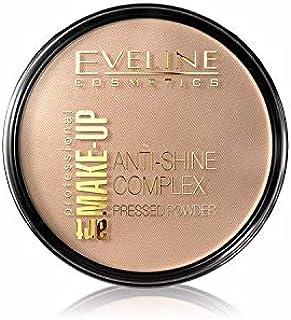 Eveline - La Luxe Press Powder Golden Beige No,35