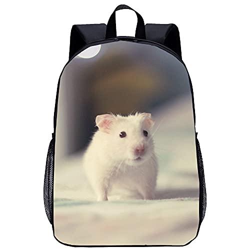 OKJK Mochila de ocio para adultos Una mochila impresa en 3D Space Odyssey Conveniente para viajes y deportes al aire libre, Altura 45x Ancho 30x Espesor 15 cm
