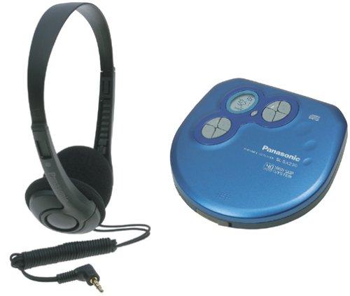 Panasonic SL-SX290 Portable CD Player