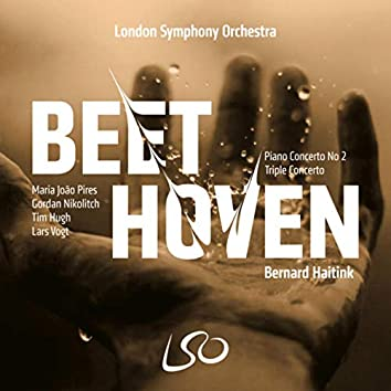 Beethoven: Piano Concerto No. 2 & Triple Concerto (Bonus Track Version)