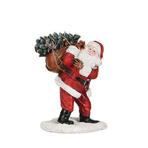 LUVILLE Babbo Natale con Sacca dei Doni - Santa with Presents 1035452