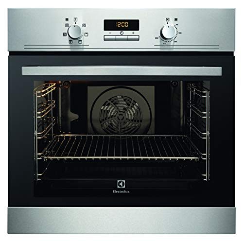 Electrolux Built-in Electric Multifunction Oven, 60CM, EOB3400AOX