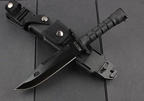 FARDEER Knife M-2603 Excelente Cuchillo de Caza para Exteriores