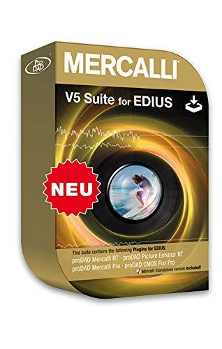 ProDAD Mercalli V5 Suite für EDIUS Upgrade von Mercalli V2/3
