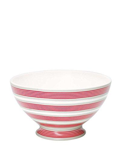 GreenGate Schale Zoe linen 15 cm Porzellan Soup bowl