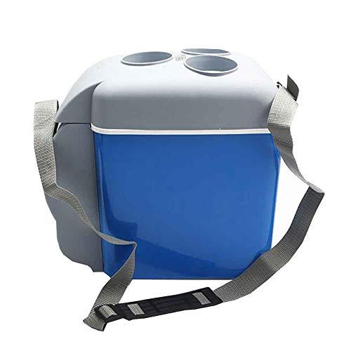 Lyy - 8866 Frigo RéFrigéRateur Congelateur Glaciere Réfrigérateur Chaud et Froid 7.5L Voiture Petit réfrigérateur Polyvalent Mini Voiture Portable (Color : Blue)