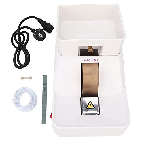 Polieren von Uhrenteilen, Puffer EU-Stecker 220-240V Poliermaschine für Uhr für Harz für Glas zum Polieren