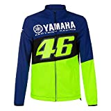 Valentino Rossi Yamaha Vr46 Chaqueta, Hombre, Royal Blue, 3X