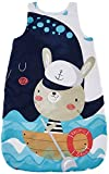 Kikka Boo Saquito sin mangas Happy Sailor 6-18 m - Sacos de...