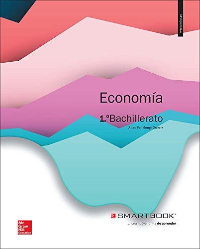 Economía 1. Penalonga   Edición 2015 (+ Smartbook)   9788448195960