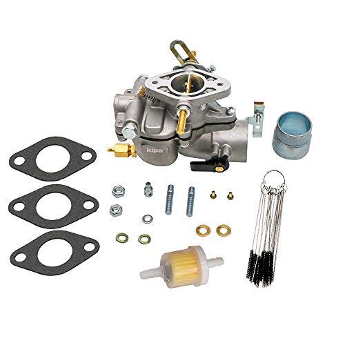 KIPA Carburetor for 0-12522 12522 10131 10457 12225 Marvel Schebler TSX 38 102 161 305 423 510 653 709, Fits 25-170 CID Engines
