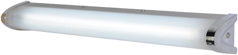 DFHHG  LED spiegel frontleuchte, moderne einfache anti-fog spiegel lampe badezimmer lampe wc licht make-up lampe spiegelschrank leuchtstoffrhre lnge 37 46 55 60 73 cm ( gre   Long46cm )