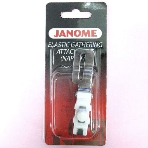 Janome Elastic Gathering Attachment (Narrow) CoverPro Models