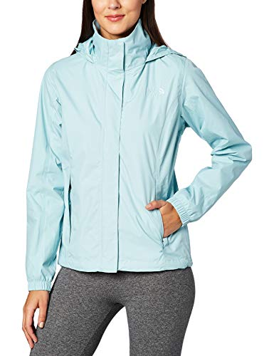The North Face Women's Resolve Jacket, Windmill Blue, M