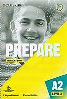 Prepare Level 3 Teacher's Book with Downloadable Resource Pack (Cambridge English Prepare!)
