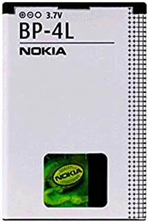 Nokia Bp 4l Mobile Phone Battery, White