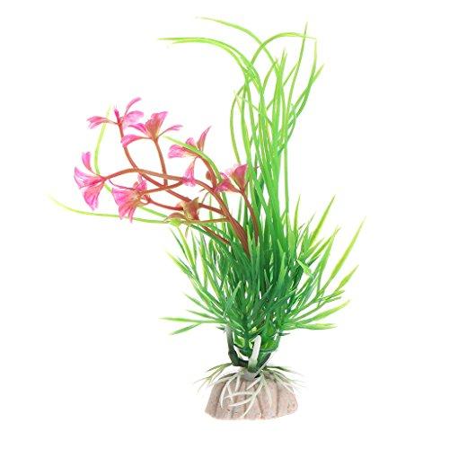 Kofun Design Kunstmatige Kunststof Aquarium Planten Gras Achtergrond FishTank Decoratie
