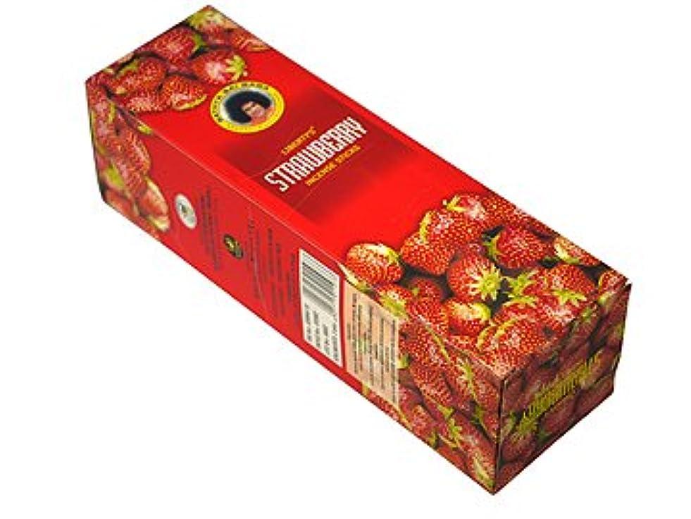 シーン羊飼い製品LIBERTY'S(リバティーズ) ストロベリー香スクエアパック スティック STRAWBERRY 25箱セット